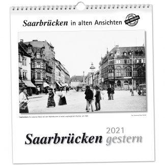 Saarbrücken gestern 2021