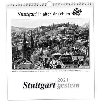 Stuttgart gestern 2021