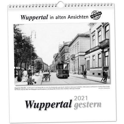 Wuppertal gestern 2021