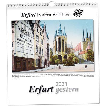 Erfurt gestern 2021