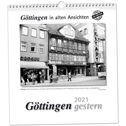 Göttingen gestern 2021