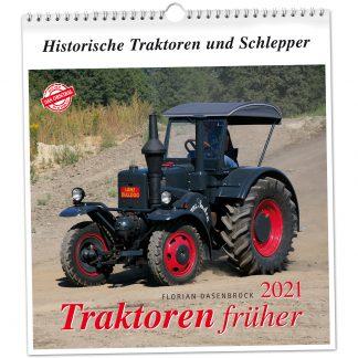Traktoren früher 2021