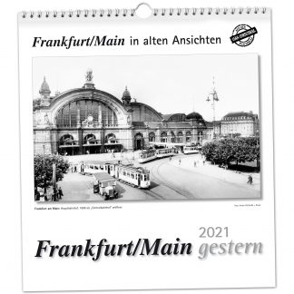 Frankfurt gestern 2021