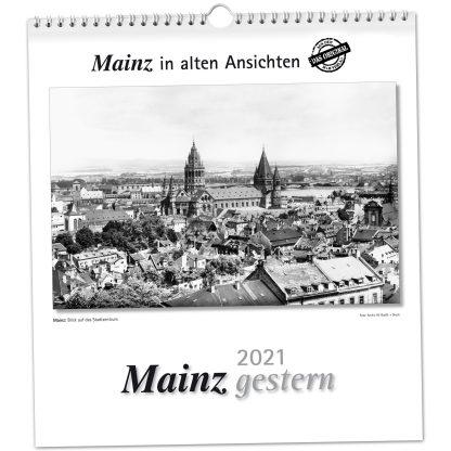Mainz gestern 2021