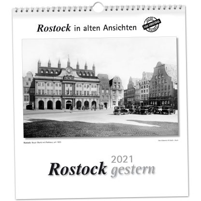 Rostock gestern 2021