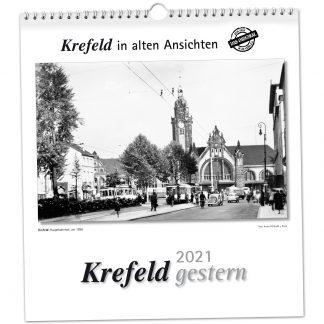 Krefeld gestern 2021