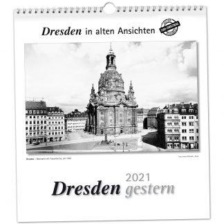 Dresden gestern 2021