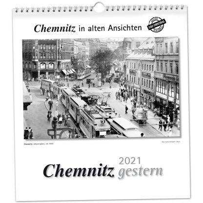 Chemnitz gestern 2021