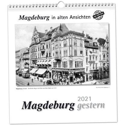 Magdeburg gestern 2021