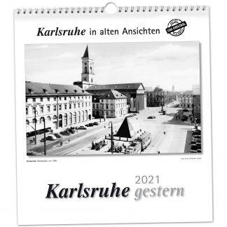 Karlsruhe gestern 2021