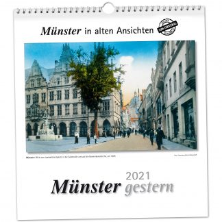 Münster gestern 2021